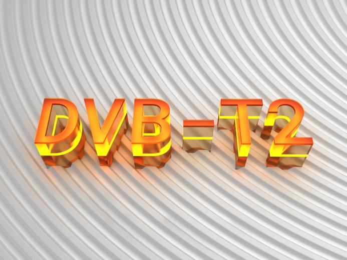 Стандарт цифрового телевидения второго поколения DVB-T2