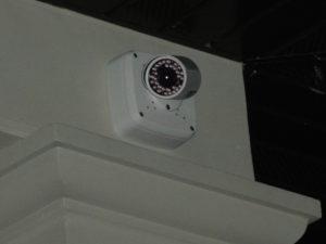 Камера ночью